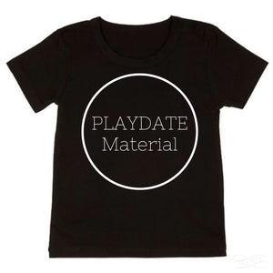 Play date material  - NC X The Label