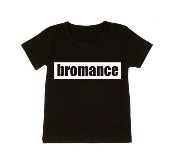 Bromance tee  | Mlw by design