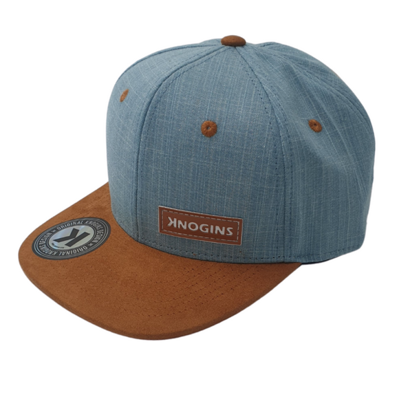 Coastal SnapBack Hat - Knogins the brand