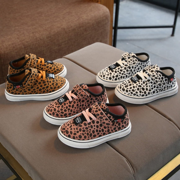 Leopard Casual Shoe - nixonscloset