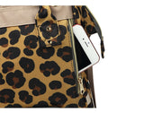 Leopard Nappy Bag - nixonscloset