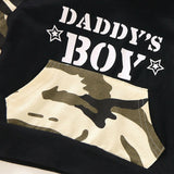 Daddy's Boy Camo Set - nixonscloset