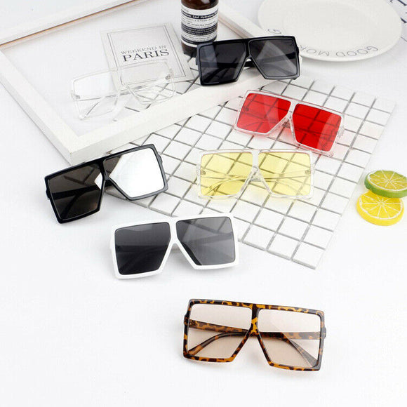 Square Sunglasses - 6 Colours