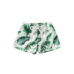 Boys Board Shorts - Palm - nixonscloset
