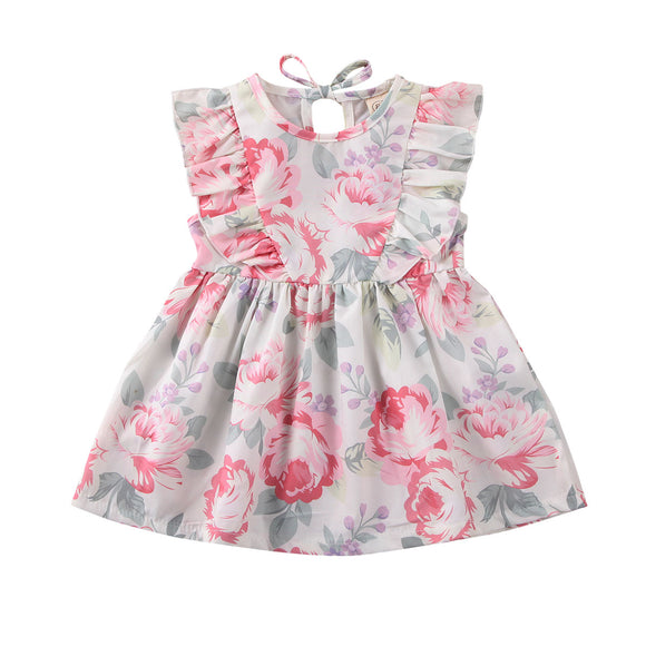 Pink Rose Dress - nixonscloset
