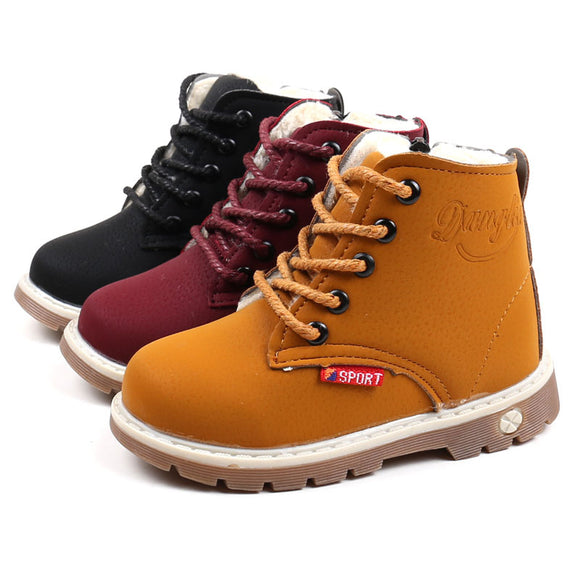 Commando High Top Boot - 3 Colours
