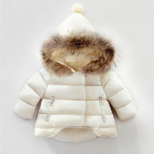 Fur Puffer Jacket - 6 Colours