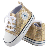 Glitter high tops - 8 colours