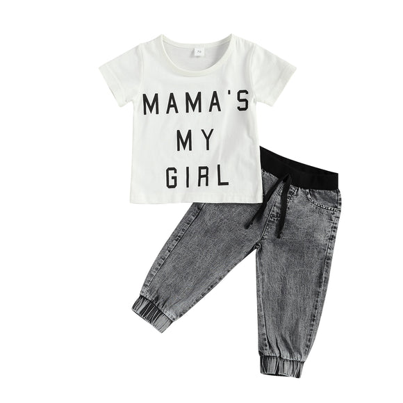 Mamas my girl set