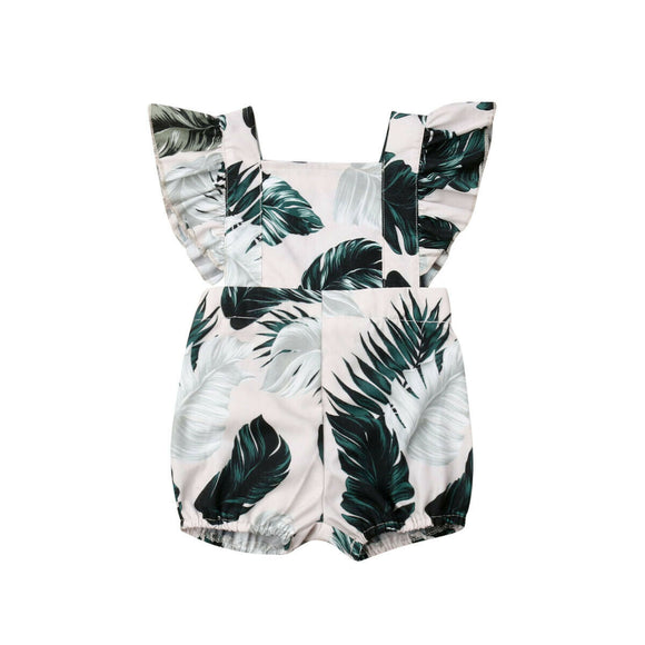 Palm Summer Romper