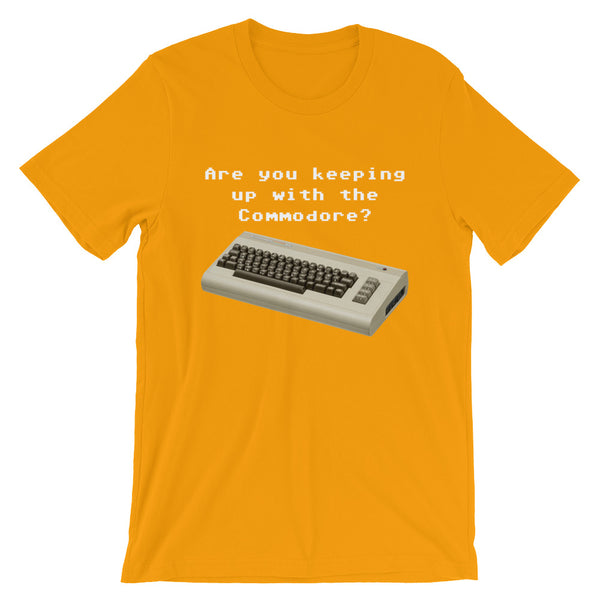 Are You Keeping Up With The Commodore T-Shirt
