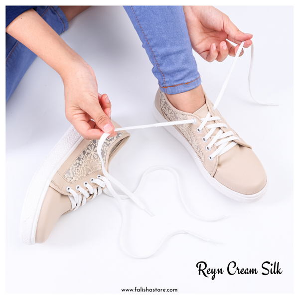 Reyn Cream Silk