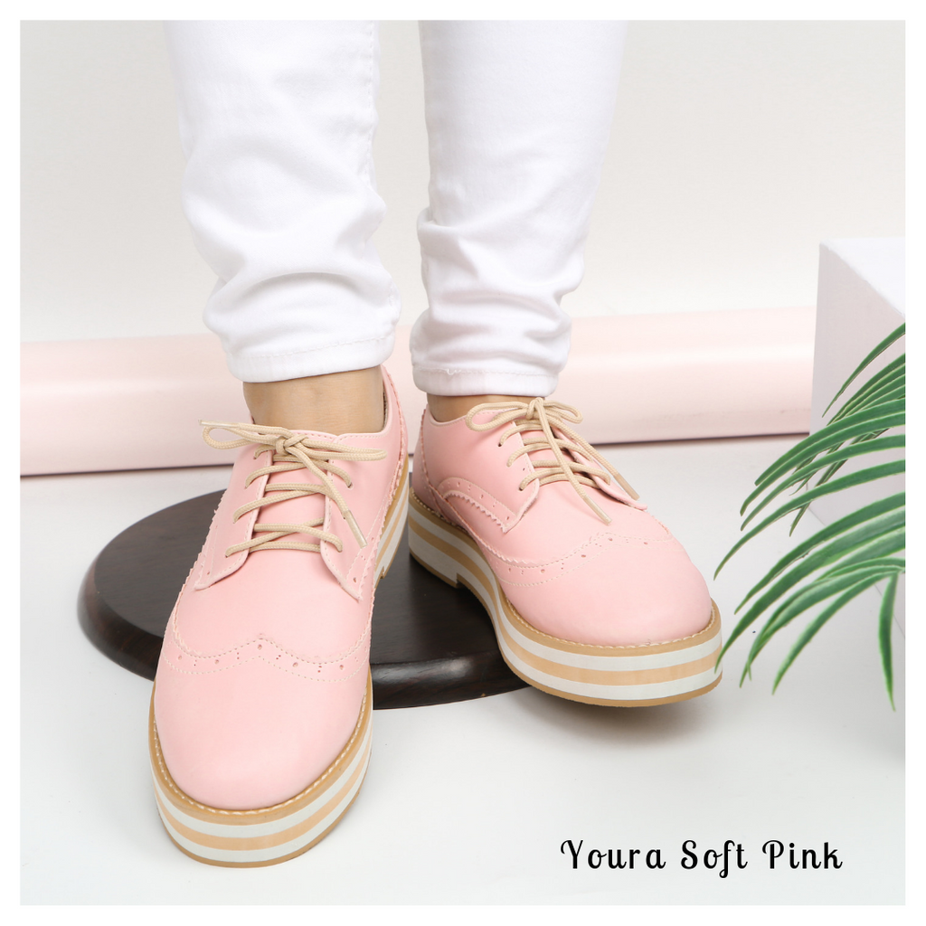 Youra Soft Pink