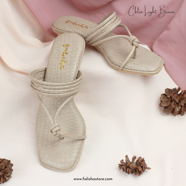 Chloe Light Brown