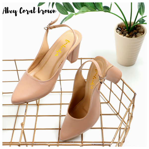 Abey Coral Brown