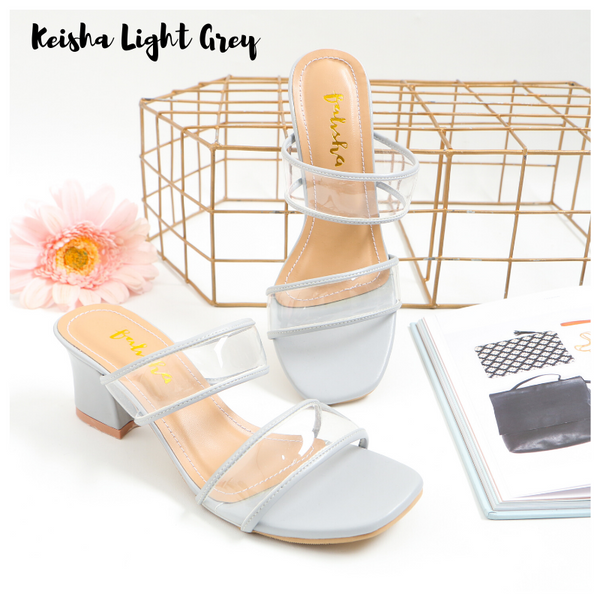 Keisha Light Grey