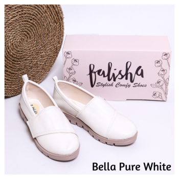 Bella Pure White (SALE)