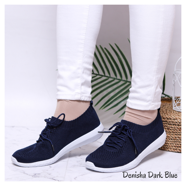 Denisha Dark Blue