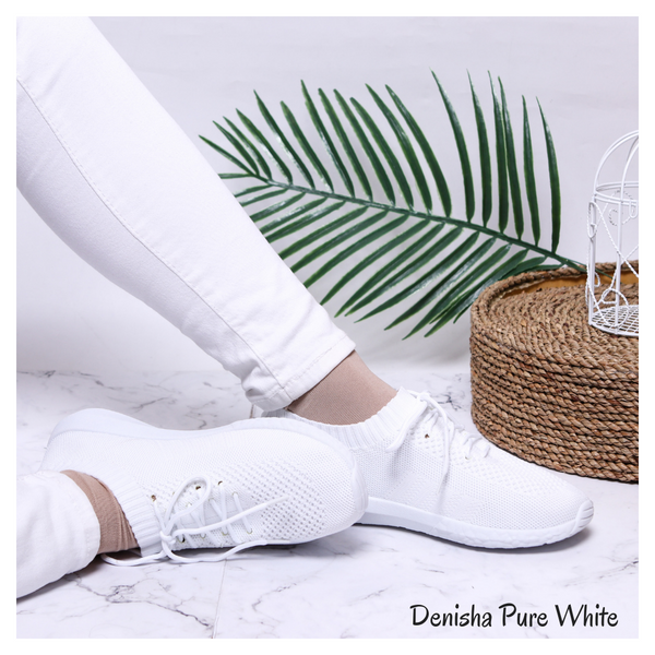 Denisha Pure White