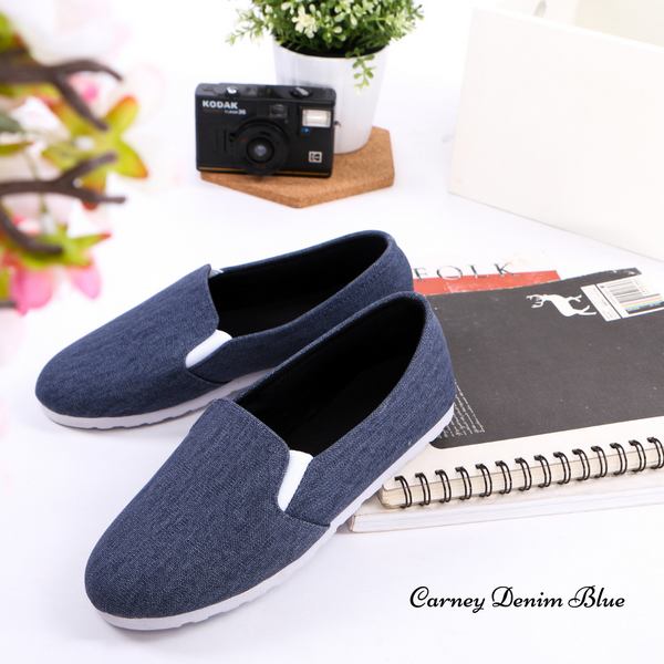 Carney Denim Blue
