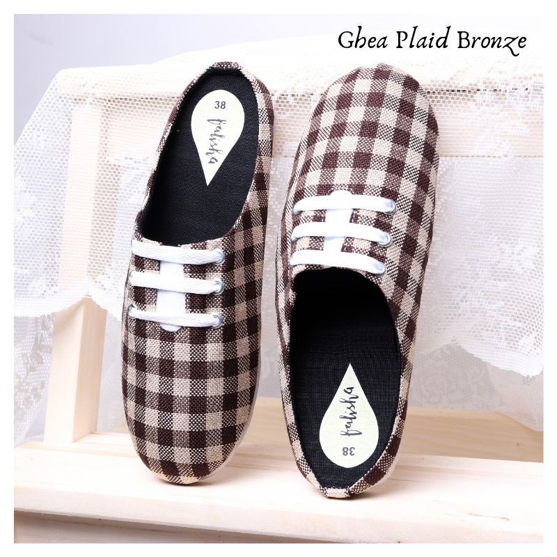 Ghea Plaid Bronze