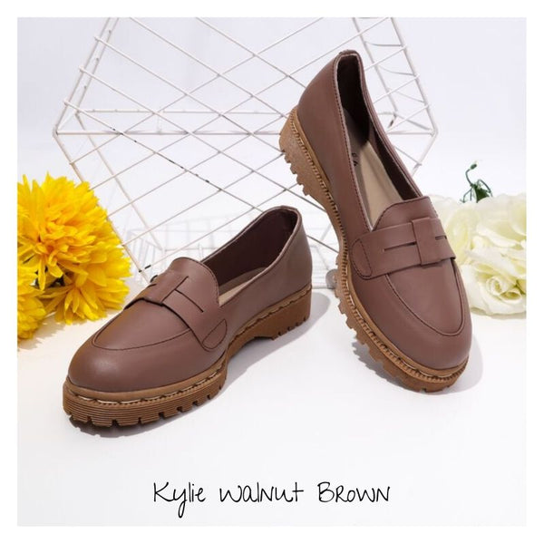 Kylie Walnut Brown