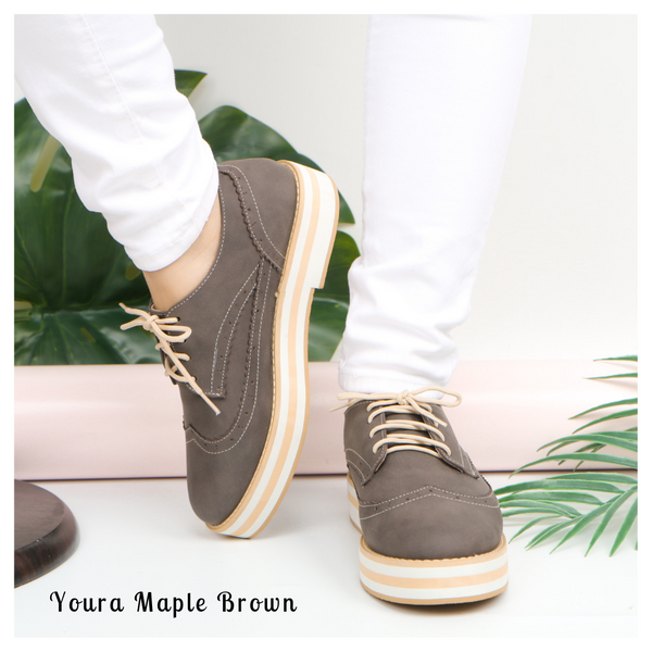 Youra Maple Brown