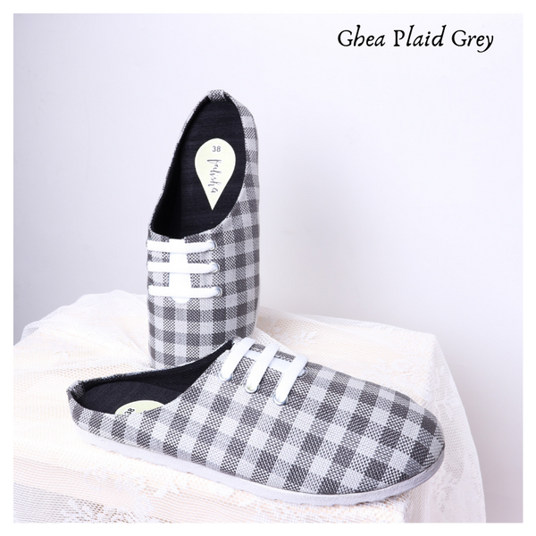 Ghea Plaid Grey
