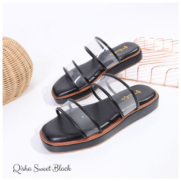 Qisha Sweet Black