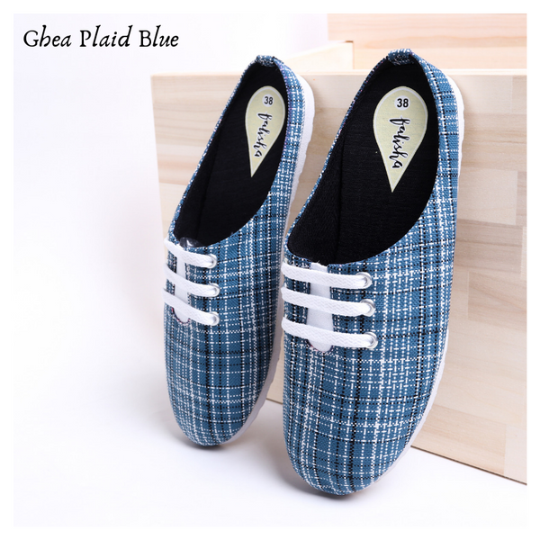Ghea Plaid Blue