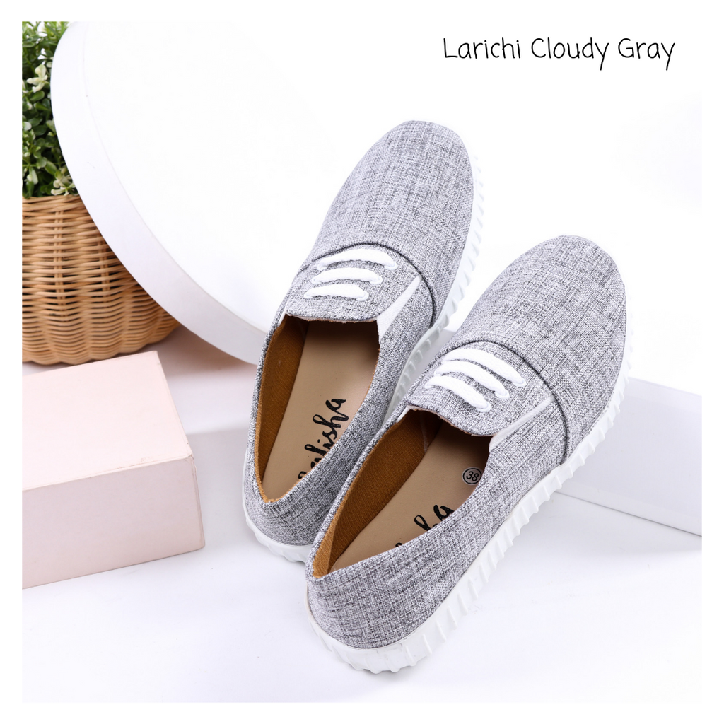 Larichi Cloudy Gray