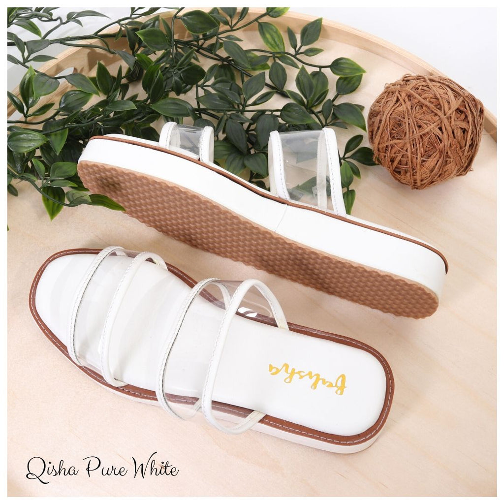 Qisha Pure White