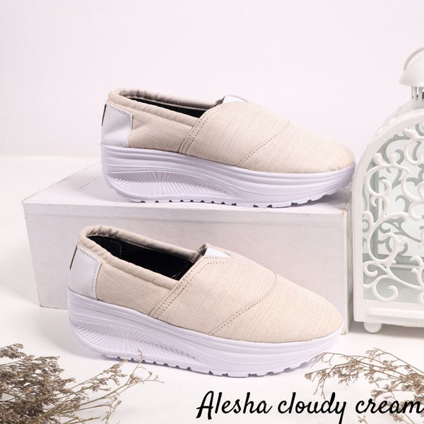 Alesha Cloudy Cream