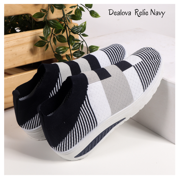Dealova Relie Navy