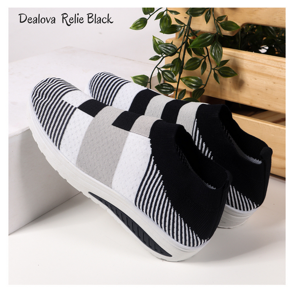 Dealova Relie Black