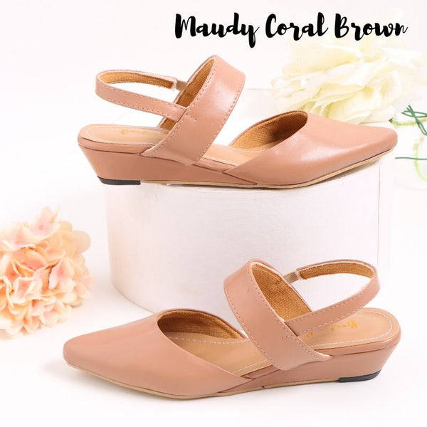 Maudy Coral Brown