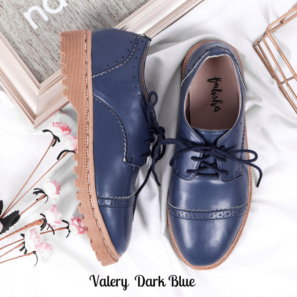 Valery Dark blue