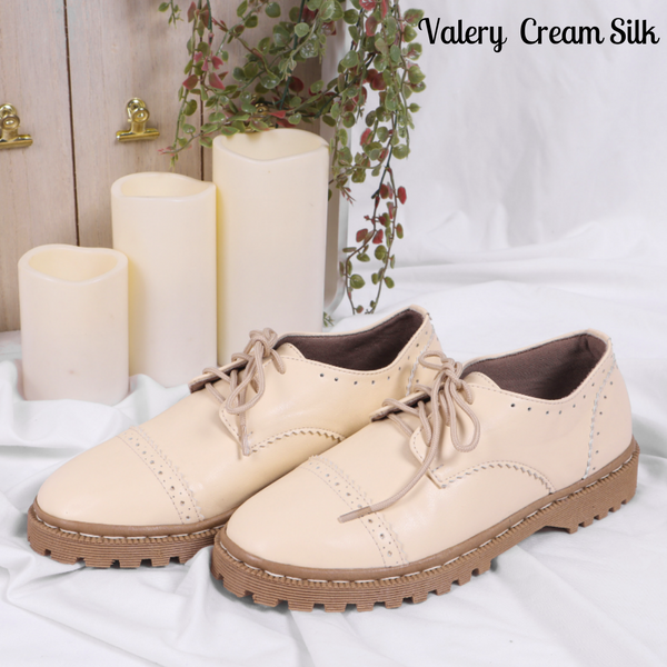 Valery Cream Silk