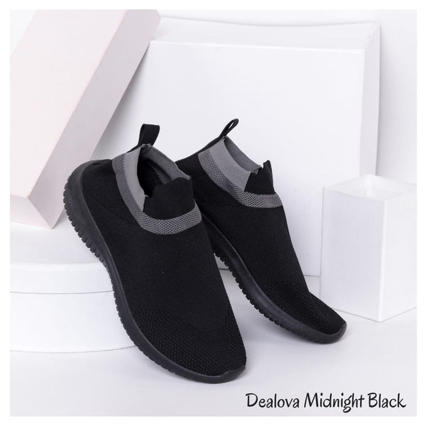 Dealova Midnight Black