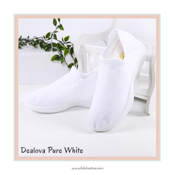 Dealova Pure White