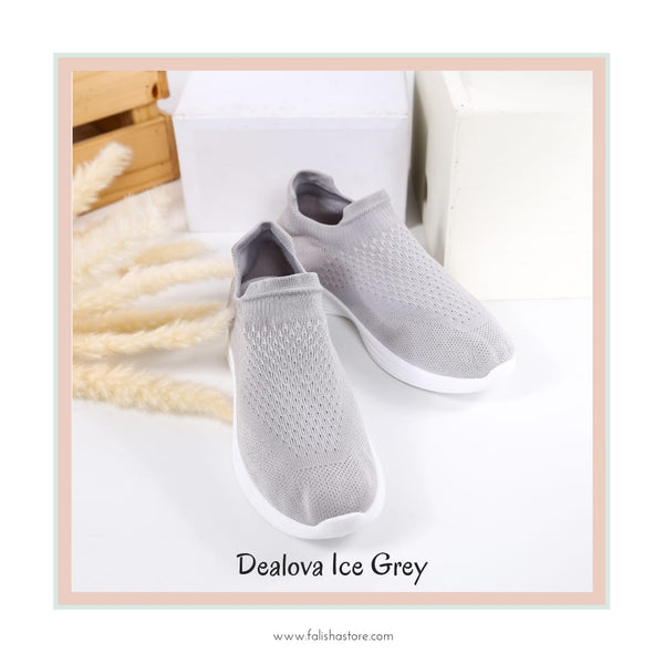 Dealova Ice Grey