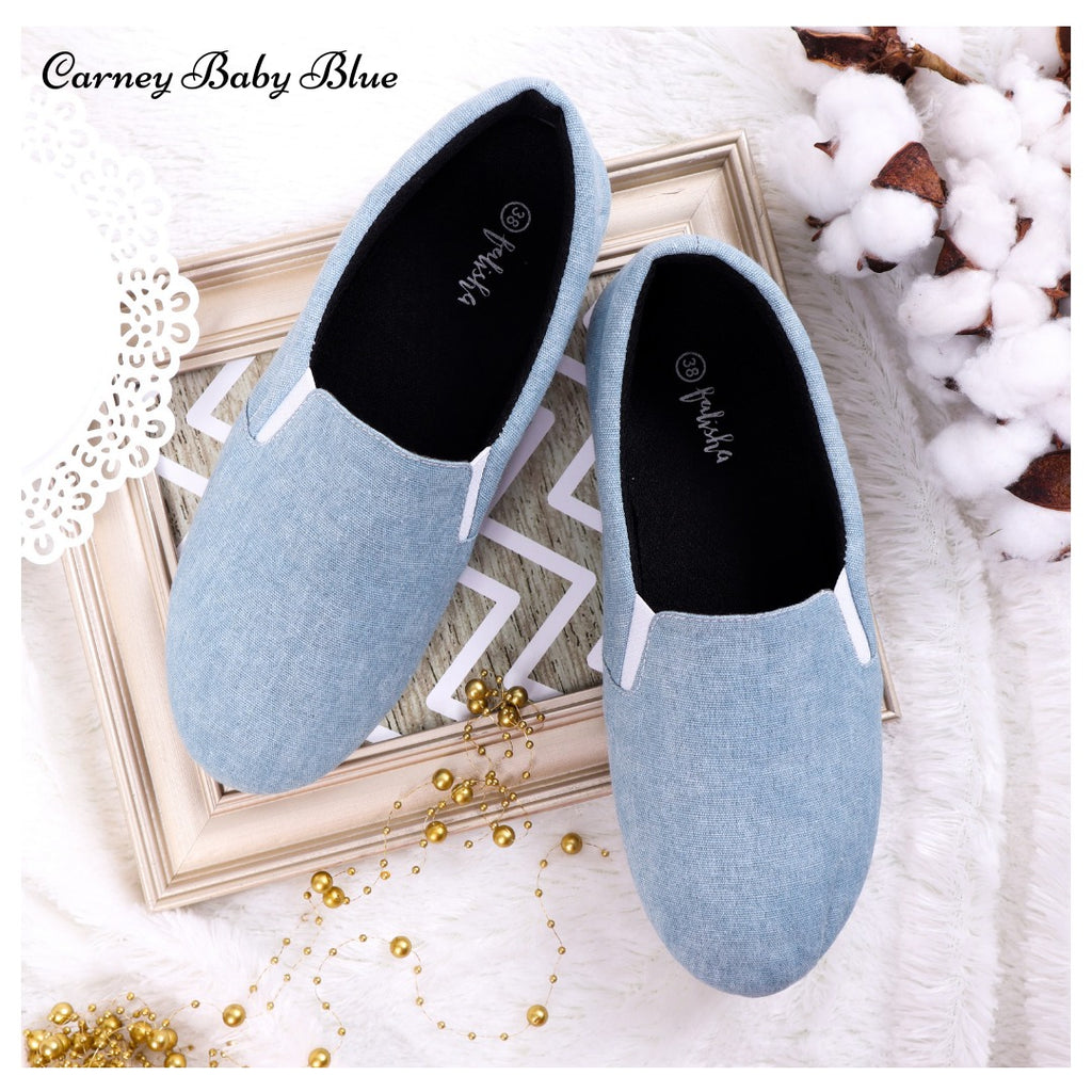 Carney Baby Blue