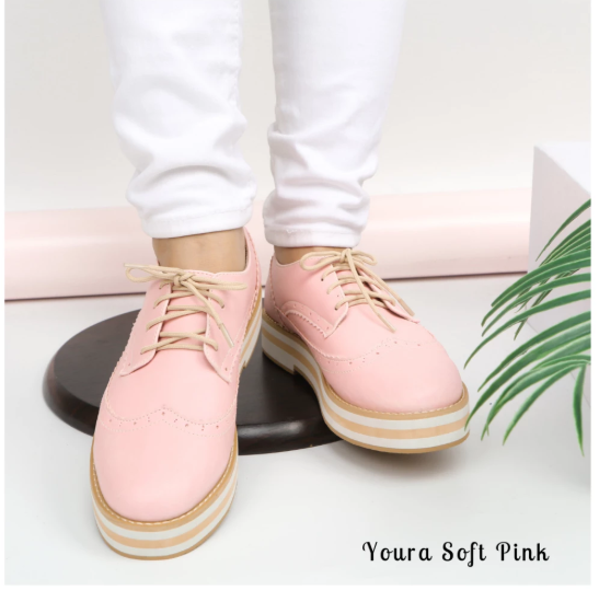 Youra Oxford Shoes
