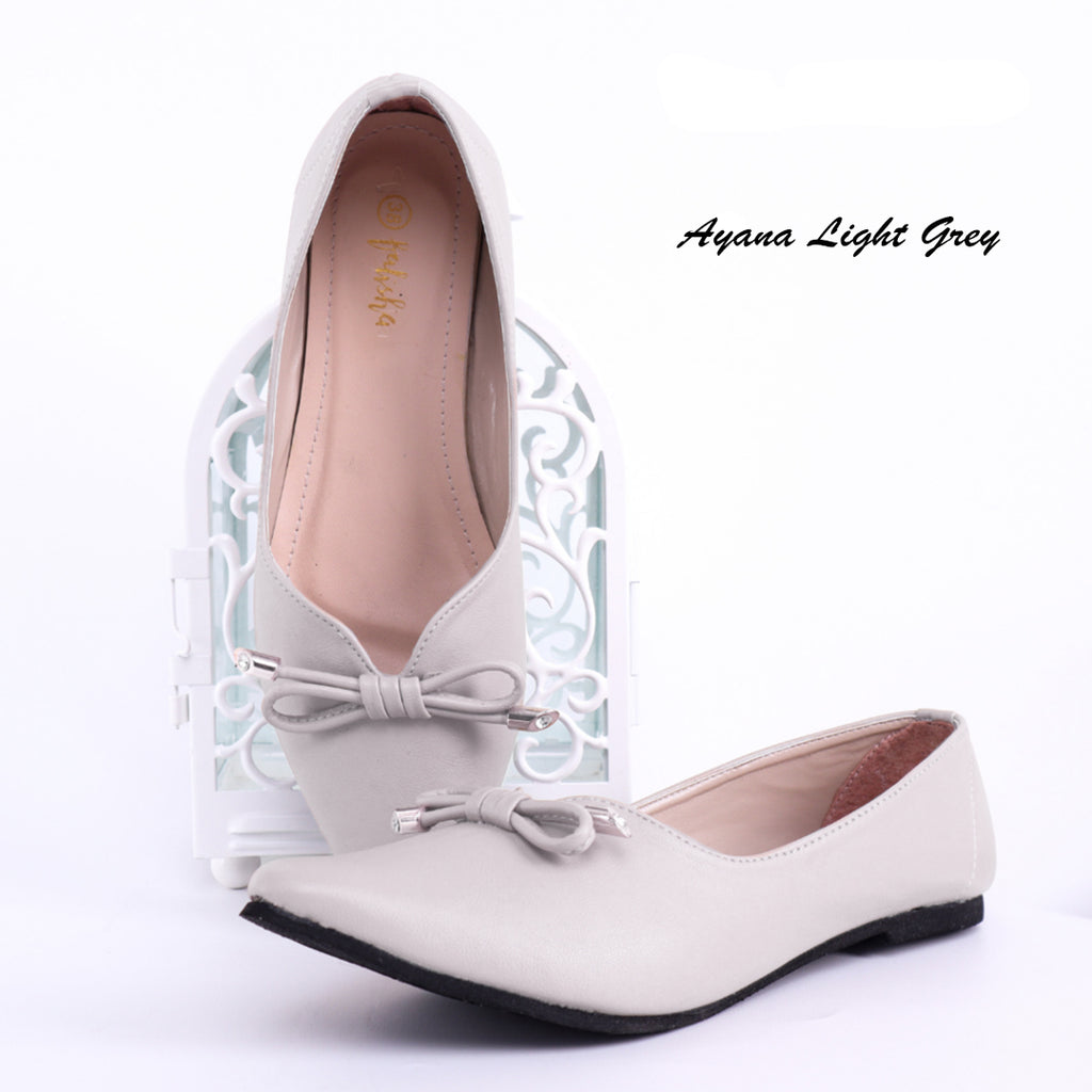 Ayana Light Grey