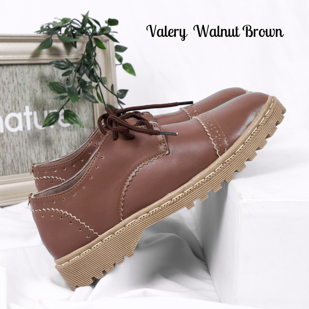 Valery Walnut Brown