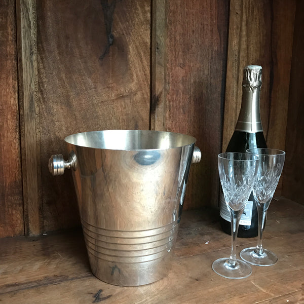 French Vintage Champagne/Ice Bucket