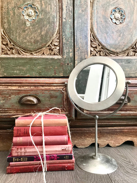 Industrial Style Shaving Mirror