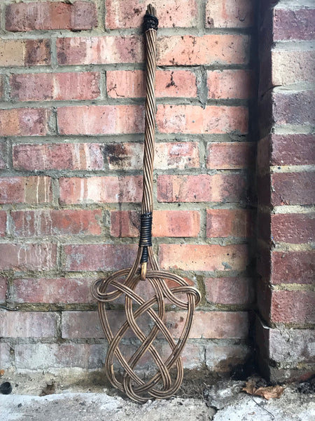 Vintage Rug Beater 2 - perfect for a gallery wall.