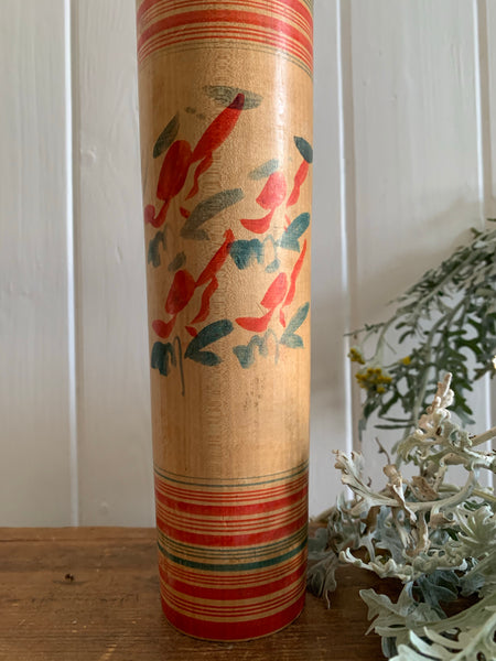 Very Large Vintage Japanese Kokeshi Doll