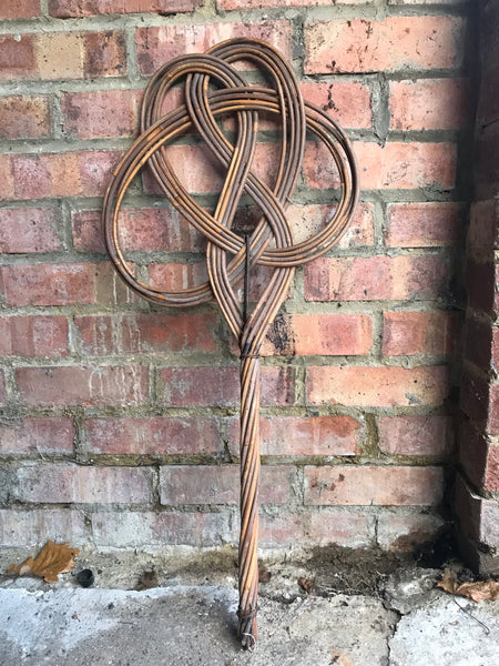 Vintage Rug Beater 3 - perfect for a gallery wall.
